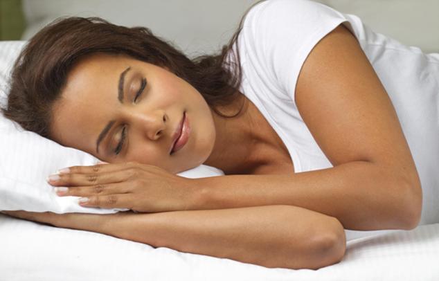 Erholsamer nächtlicher Schlaf ohne Reflux
