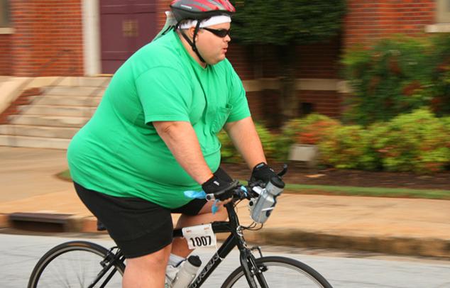 Reflux und Fahrradfahren
